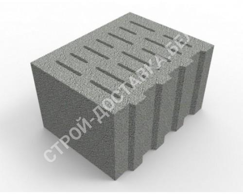 Керамзитобетонные блоки стеновые (пустотелые)1КБУР-ЛЦП-М3.4.2-кл 300*400*240 (отгрузка кратно поддону)с ЗАВОДА