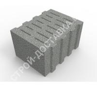 Керамзитобетонные блоки стеновые (пустотелые) толщина 400 мм (отгрузка кратно поддону)