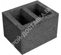Керамзитобетонные блоки строительные «ТермоКомфорт» для вентканалов, 2-х канальные (отгрузка кратно поддону с завода)