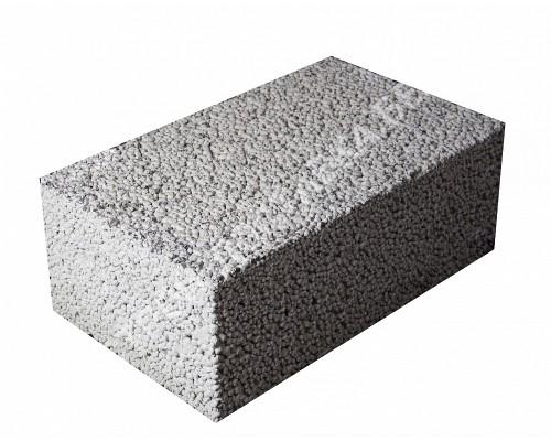 Керамзитобетонные блоки строительные «ТермоКомфорт» полнотелые толщина 300 мм (отгрузка кратно поддону с завода)