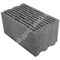 Керамзитобетонные блоки строительные «ТермоКомфорт» толщина 300 мм (отгрузка кратно поддону с завода)