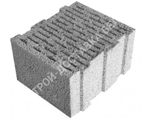 Керамзитобетонные блоки строительные «ТермоКомфорт» толщина 400 мм (отгрузка кратно поддону с завода)