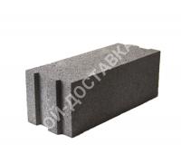 Керамзитобетонные блоки строительные «ТермоКомфорт» полнотелые толщина 200 мм (отгрузка кратно поддону с завода)