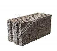 Керамзитобетонные блоки строительные «ТермоКомфорт» толщина 200 мм (отгрузка кратно поддону с завода)