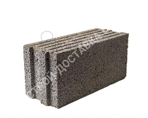 Керамзитобетонные блоки строительные «ТермоКомфорт» толщина 200 мм (отгрузка кратно поддону с завода) 490*200*240 мм