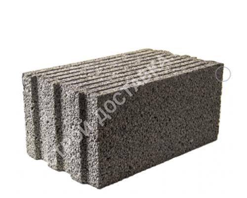 Керамзитобетонные блоки строительные «ТермоКомфорт»  (отгрузка кратно поддону со склада) 490*300*240 мм