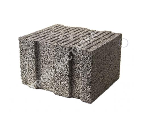 Керамзитобетонные блоки строительные пустотелые «ТермоКомфорт» толщина 400 мм (отгрузка кратно поддону с завода) 340*400*240 мм