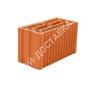 Блок керамический поризованный пустотелый 250х120х138