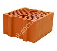 Блок керамический поризованный пустотелый паз гребень 250х250х138