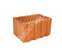Блок керамический поризованный пустотелый паз гребень 380х250х219