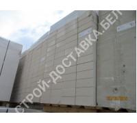 Блоки толщина 100 мм Забудова (отгрузка кратно поддону с завода от 20м3)