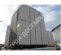 Блоки из ячеистого бетона МКСИ толщина 120 мм (поштучно)