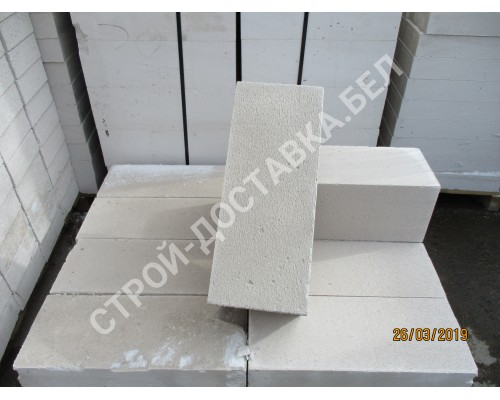 Блоки из ячеистого бетона МКСИ толщина 150 мм (поштучно)