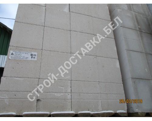 Блоки толщина 250 мм Забудова (отгрузка кратно поддону со склада)
