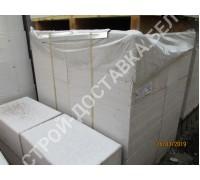 Блоки из ячеистого бетона МКСИ толщина 400 мм (отгрузка кратно поддону с завода)