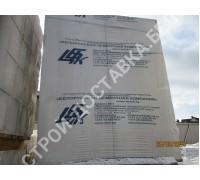 Блоки из ячеистого бетона МКСИ толщина 100 мм (отгрузка кратно поддону с завода)