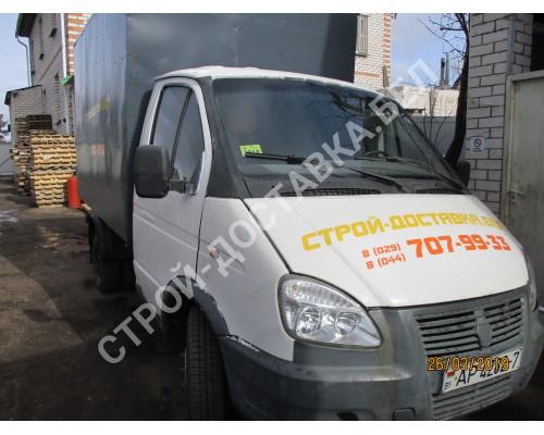 Автоуслуги автомобиля до 1,5 тонн (р-р кузова 3*2,2*2,3 м) (км)