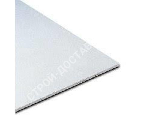 Гипсоволокнистый лист влагостойкий KNAUF 10х1200х2500 мм