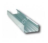 Профиль БЕЛГИПС для гипсокартона CD: 60x27. Длина 3 м. Толщина 0,6 мм.