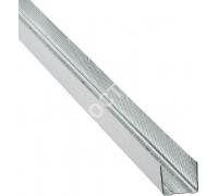 Профиль для гипсокартона UD: 27x28. Длина 3 м. РБ. Толщина – 0,5 мм
