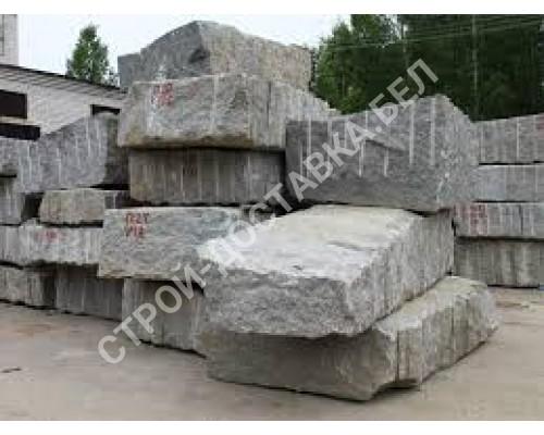 Блоки из горных пород 2 категории