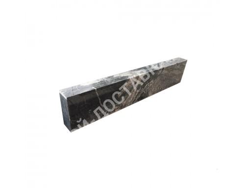Бортовой полированный камень ГП-5 100*20*8