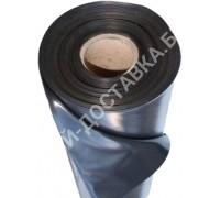 Плёнка под стяжку вторичная 200 мкм. Ширина 3 м (рукав 1,5 м). Цена за м.кв. РБ.