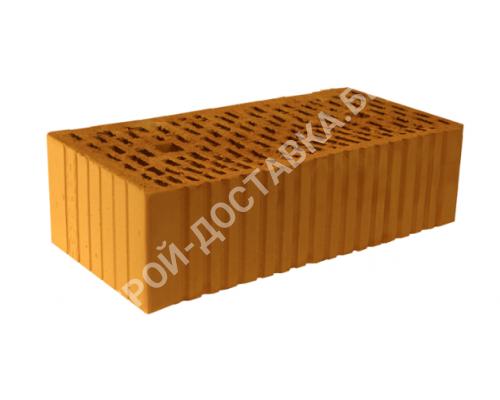 Блок керамический поризованный пустотелый 510x250x138 9NF отгрузка с завода
