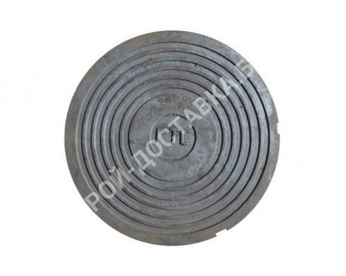 Люк телефонной канализации тип «С» с з/у + нижняя крышка