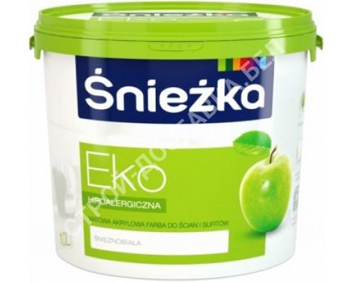 Sniezka EKO. Польша. 10 литров.