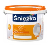 Sniezka Energy White. Польша. 10 литров.