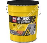 Мастика-клей для утеплителя Технониколь №27 22 кг
