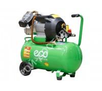 Компрессор ECO AE-502-3 (440 л/мин, 8 атм, коаксиальный, масляный, ресив. 50 л, 220 В, 2.20 кВт)