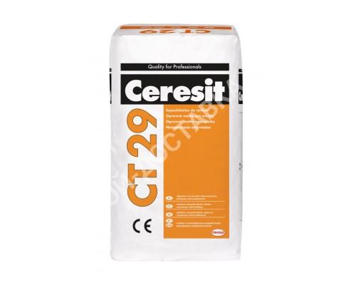 Ceresit CT-29. Шпатлёвка полиминеральная цементная. 25 кг. РБ.