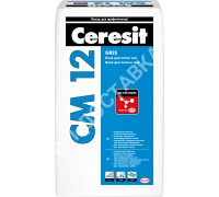 CM-12 Клей для плитки «грес» 25 кг