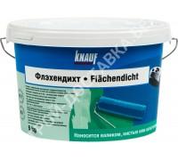 Гидроизоляционная мастика КНАУФ-Флэхендихт. 5 кг. Латвия.