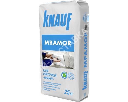 Клей для плитки KNAUF Mramor 25 кг