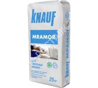 КНАУФ-Мрамор. Клей для плитки белого цвета. РФ. 25 кг.