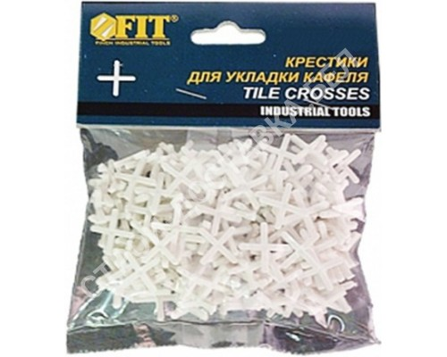 Крестики для плитки 1 мм (150 шт)