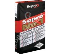 Клей для плитки усиленный Sopro №1. 25 кг. Польша.