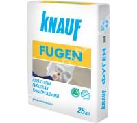 Фюгенфюллер. Knauf, РФ. Мешок 25 кг.