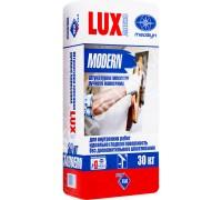 """Штукатурка гипсовая ручного нанесения LUX """"MODERN"""" 30 кг"""