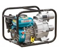 """Мотопомпа бензиновая ECO WP-1404D (для загрязнённой воды, 5,2 кВт, 1400 л/мин, 3"""")"""