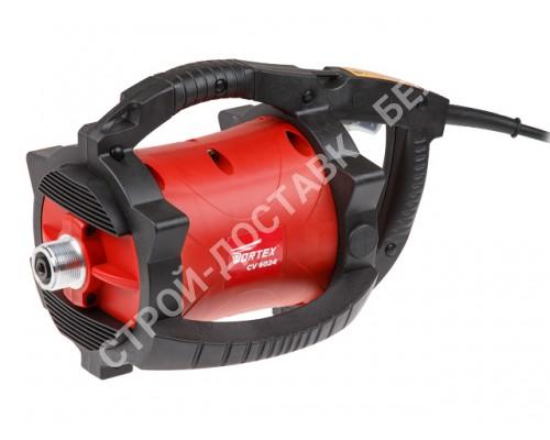 Вибратор глубинный WORTEX CV 6024 в кор. (230 В, 2400 Вт, гибкий вал до 6 м, вибронаконечник до 58 мм, производительность до 35 м3/ч)