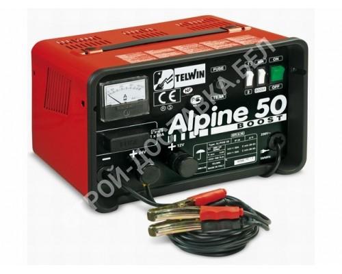 Зарядное устройство TELWIN ALPINE 50 BOOST (12В/24В)