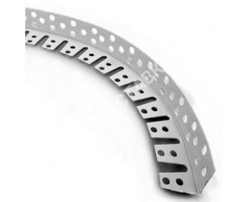 Угол металлический арочный. Длина 3м.