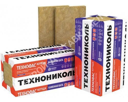 Технофас Коттедж, РФ. Фасадный. Толщина 50 мм. В пачке 4,32 м.кв.