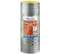 Порилекс НПЭ ЛФ тип А. Для теплого пола. Высота 1200 мм. 3 мм. Цена за м.п.